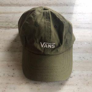 Vans dad hat
